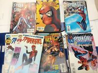 Spider-Girl comics 1-100 plus Annuals. All high grade