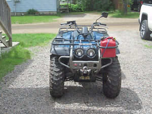Yamaha Big Bear 350 Special Edition 4 x 4