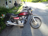 RARE: 1979 HONDA CB 750K (Project Bike)