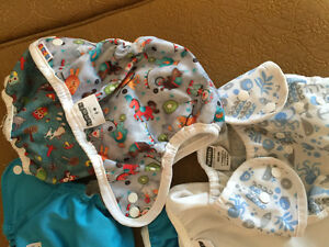 Diaper covers size 1