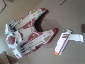 Télécommandé Republic fighter tank de Star Wars