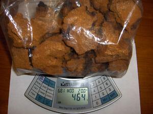 Chaga Mushrooms - 1 lb of Chaga Chunks 454g
