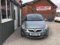 VAUXHALL CORSA 1.4 SXI A/C 5D 98 BHP FINANCE PART EXCHANGE WELCOME