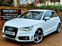 Audi A1 1.4 (185ps) S Tronic 2012 Black Edition, 12 MONTHS MOT, OPEN 7 DAYS