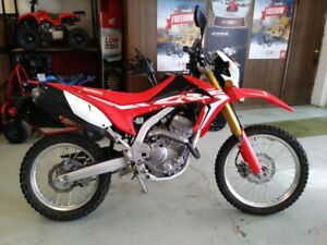 2017 CRF250L USED MOTORCYCLE