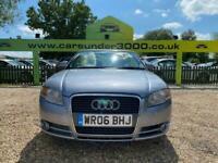 2006 Audi A4 1.8 T 2d 161 BHP Convertible Petrol Manual