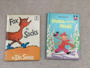 Walt Disney books and other books