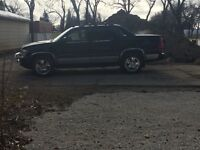 2007 Chevrolet Avalanche LT 9500$,for trade or sale