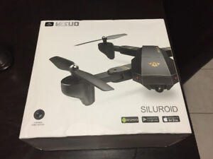 Siluroid drone