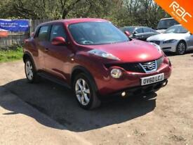 Nissan Juke 1.5dCi Acenta 2010, 69.000 MILES WITH SERVICE HISTORY,