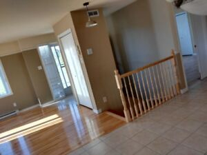 "Modern Bungalow for rent in Brossard ""A"" section - $1,250"