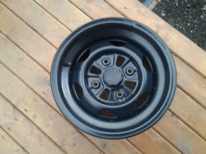 4 Honda Rubicon rims still in box never used for sale
