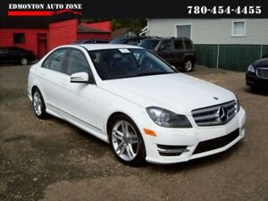 2013 Mercedes-Benz C-Class C300 4dr All-wheel Drive 4MATIC Sedan