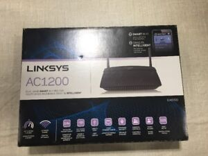 Linksys AC1200 router