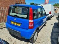 2006 Fiat Panda 1.2 4X4 5d 59 BHP Hatchback Petrol Manual
