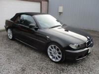 2006 BMW 3 Series 318 Ci M Sport 2dr convertable cabriolet 2 door Convertible