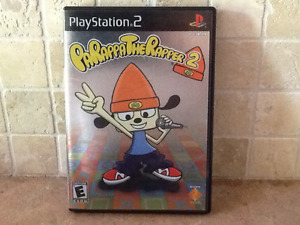 2002 PaRappaTheRapper 2 for playstation 2 excellent!
