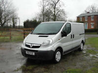 2013 VAUXHALL VIVARO CDTI (115ps) (eur5) SWB - FVSH - MOT MARCH 2019 - NO VAT