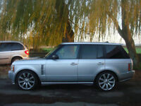 Land Rover Range Rover Vogue NO FINANCE ON THIS CAR