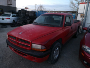 Dodge Ram Dakota Sport (low kms)