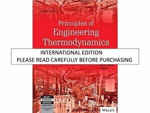 Fundamentals of engineering thermodynamics books ebay fundamentals of engineering thermodynamics by michael j moran margaret b b fandeluxe Images