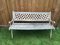 Garden Bench-free to anyone who can collect