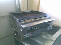 Charbroiler / Char-Broiler / Chargrill used restaurant equipment