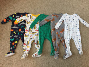 12 month baby sleepers