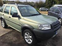 2003 Land Rover Freelander 2.0 Td4 auto-10 Service-Cambelt done-2 Keepers-2 Keys