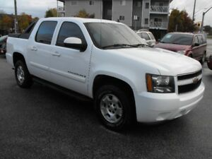 2007 AVALANCHE LT 4X4 LEATHER  SUNROOF  SAFETIED