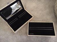 Genuine Pandora Two Tier jewellery Box