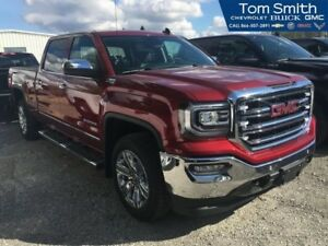 2018 GMC Sierra 1500 SLT  SLT PREMIUM PLUS PACKAGE, HEATED SEATS