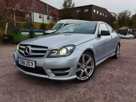 image for 2011 Mercedes-Benz C Class 2.1 C220 CDI BlueEFFICIENCY AMG Sport Edition 125 7G-