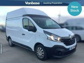 2017 Renault Trafic SH29 ENERGY dCi 125 Business Short Wheelbase L1H2 Maxi Roof