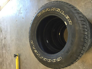 265-65-18 Goodyear tires