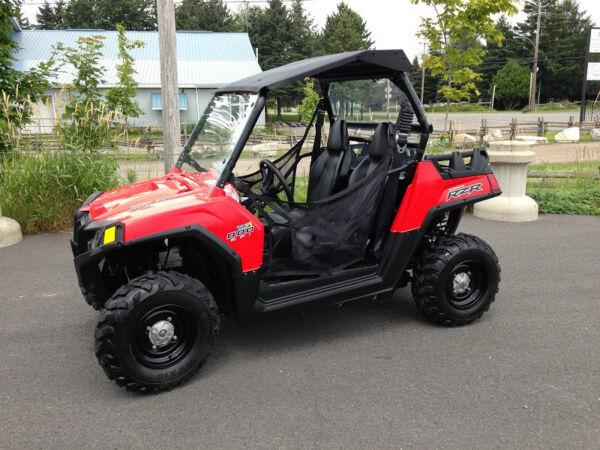 2012 Polaris RZR 800cc 4X4