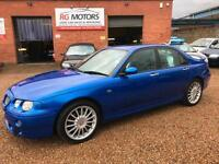 2001(51) MG/ MGF ZT 190+ 2.5 24v V6 Blue 4dr Saloon, **ANY PX WELCOME**