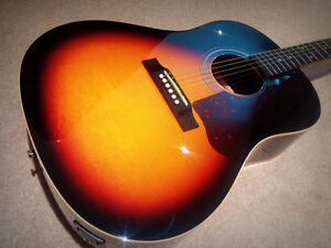 "Epiphone J-45 ""1963"" Limited Edition Re-Issue - $295"