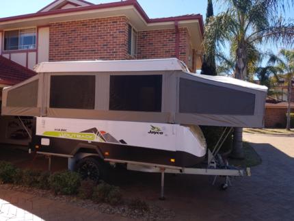 Jayco hawk outback 2014. Penrith Penrith Area Preview
