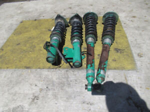 JDM NISSAN 240SX S14 TEIN SUPER STREET COILOVERS SUSPENSION S14