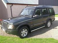 Land Rover Discovery 2.5Td5 ( 7st ) 2003 Td5 GS. Storry 4x4