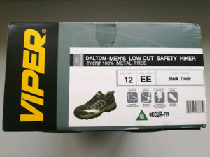 Viper Dalton safety shoes - composite