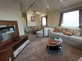 6 berth used static caravan for sale at Trecco Bay in Porthcawl