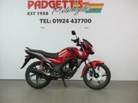 2021 Honda CB125F GLR125