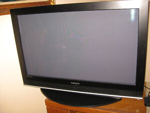 Samsung TV-Plasma Display