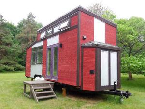 Four season, 24 ft tiny home for sale!