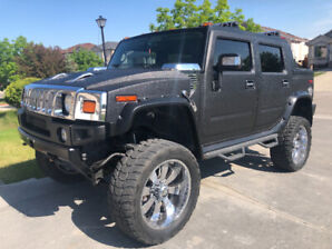 2005 Hummer H2 SUT  LIFTED