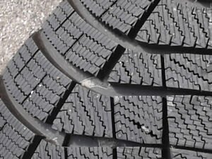 Snow Tires - Set of 4 - 235/55 R17