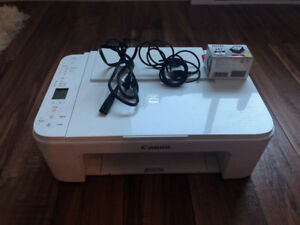 Canon TS3120 Printer and Scanner