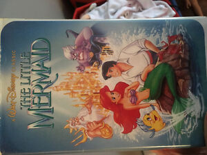 Rare banned little mermaid VHS